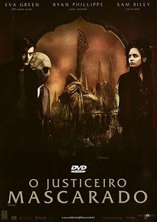 O Justiceiro Mascarado - DVDRip Dual Áudio