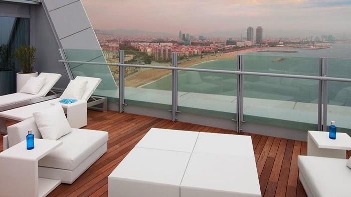 Casas minimalistas y modernas terrazas modernas for Terrazas minimalistas modernas
