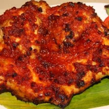 The Popular Food in Lombok: Chicken Taliwang