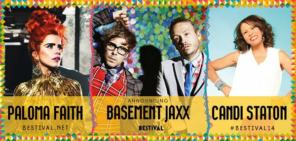 Three More Live Acts announced for Bestival's Desert Island Disco