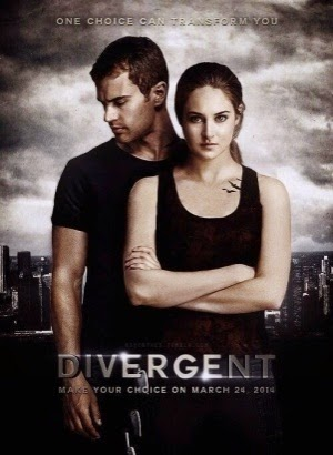 Divergent Movie Tris And Four