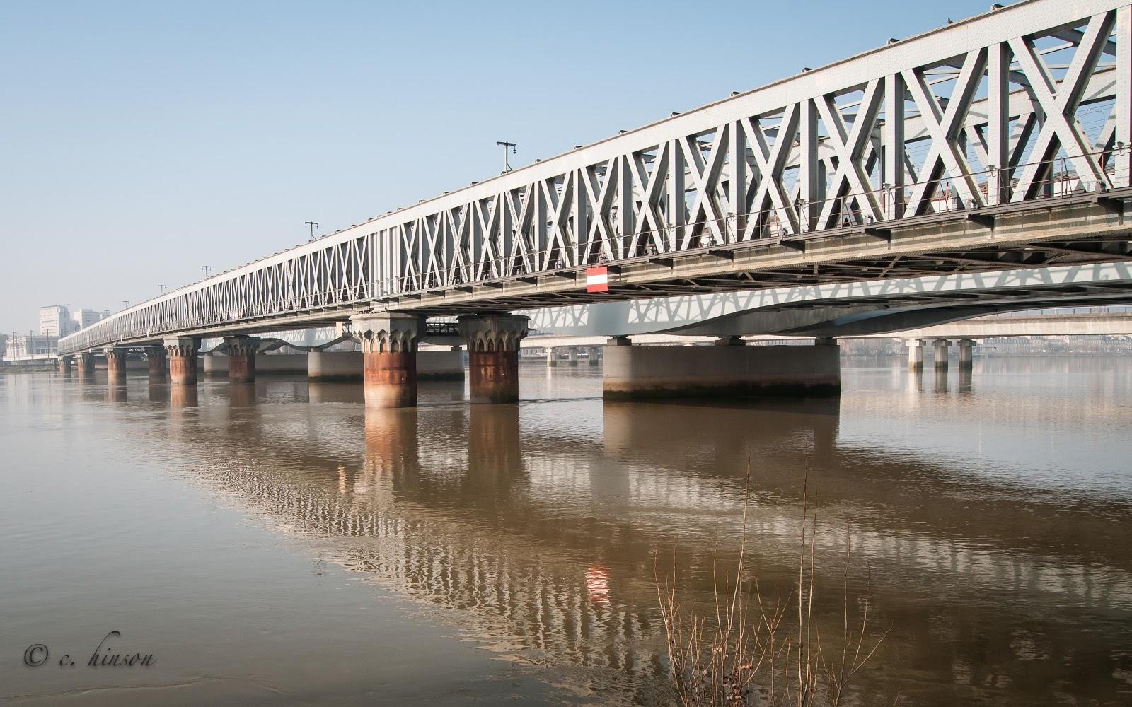 Archi trouve gustave eiffel in bordeaux - Pont ferroviaire de bordeaux ...