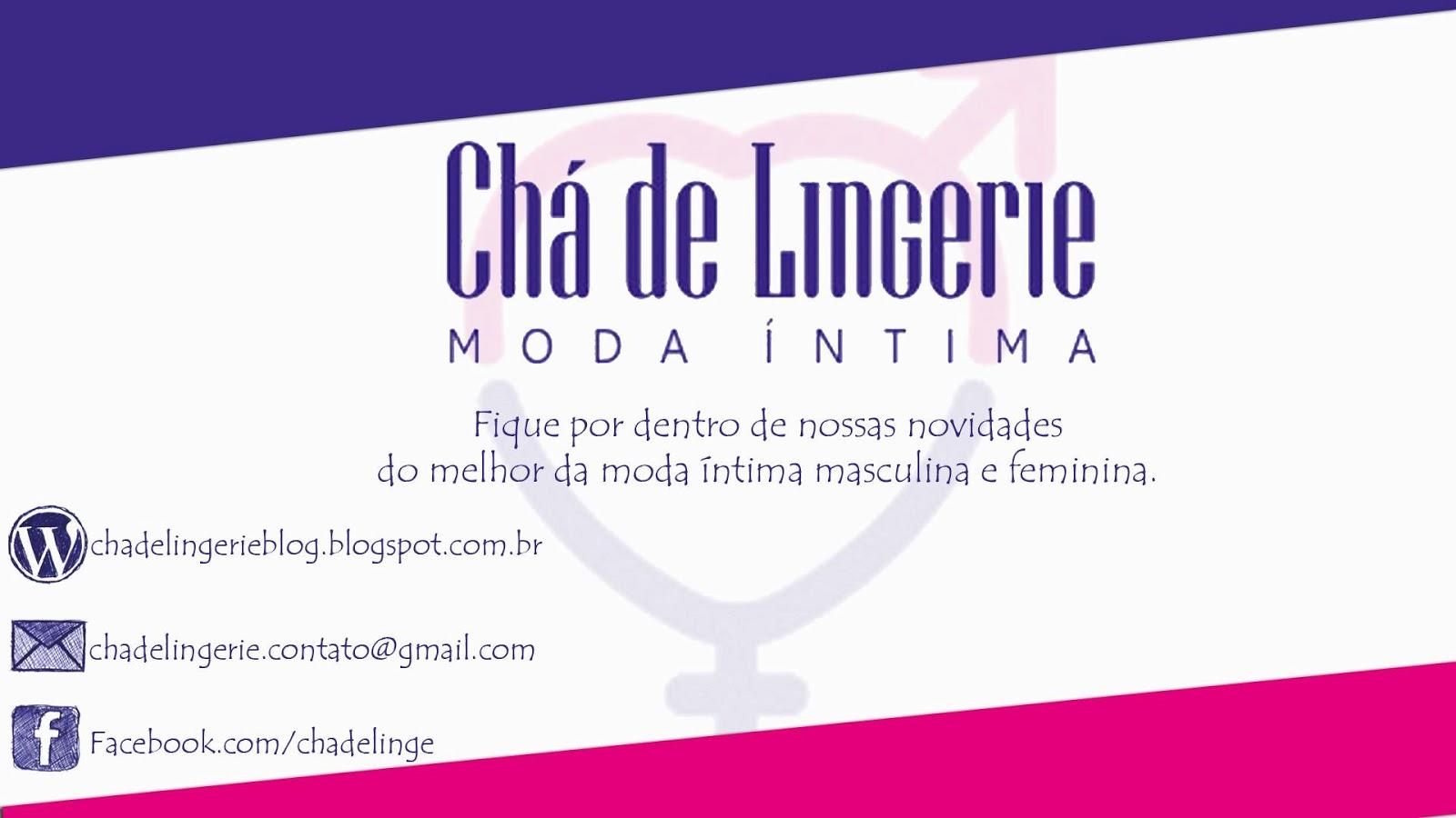 7fa5dfd44 Chá de Lingerie - Um novo Conceito em Moda Intima  2013