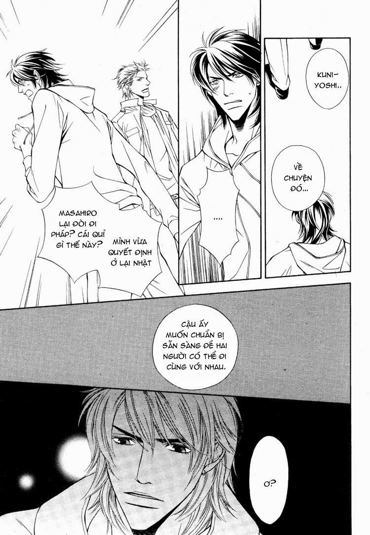 TruyenHay.Com - Ảnh 25 - Gokujou no Koibito Chương 20 - END