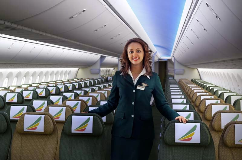 Ethiopian Airlines - Travel - Flight