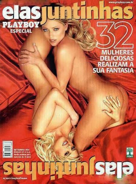 Elas Juntinhas - Playboy Especial 2001