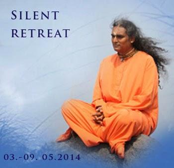 Retiro de Silêncio com Sri Swami Vishwananda