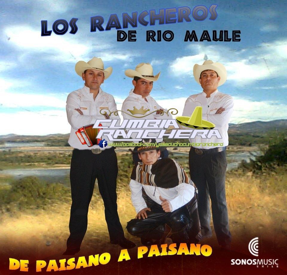 Cd Los Rancheros Del Rio Maule Herencia Ranchera