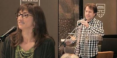 'VII Certamen Literari Paraules a Icària - Laura Mencía González - José Luis García Herrera'