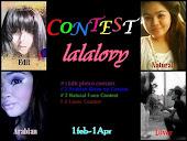 CONTEST LALALOVY #1