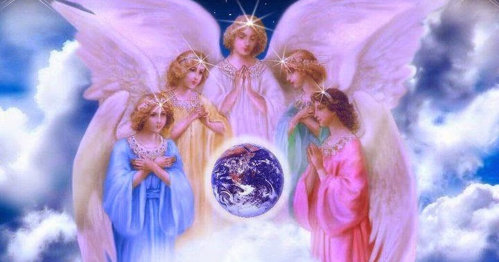 White Feathers The Five Angels Of Prosperity