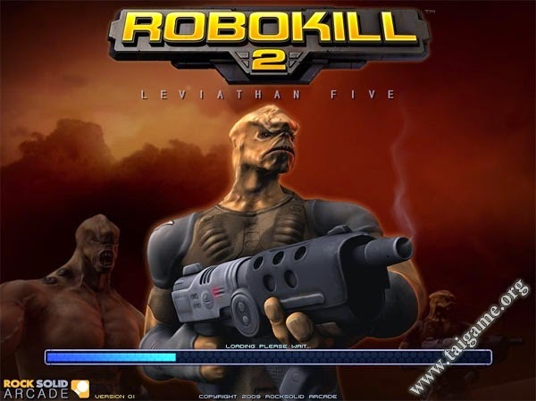 Robokill 2 Leviathan Five Game PC Full