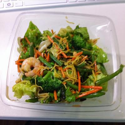 salad vital ingredinet london soho
