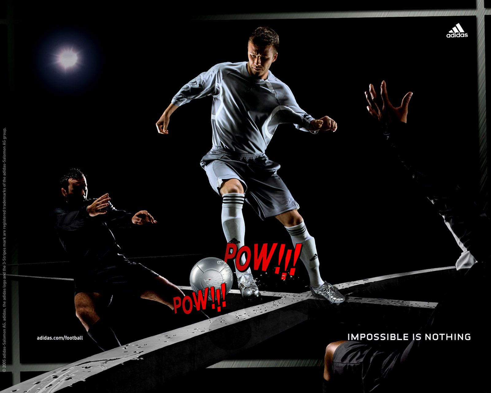 Adidas Impossible is Nothing Ads HD Wallpapers| HD ...