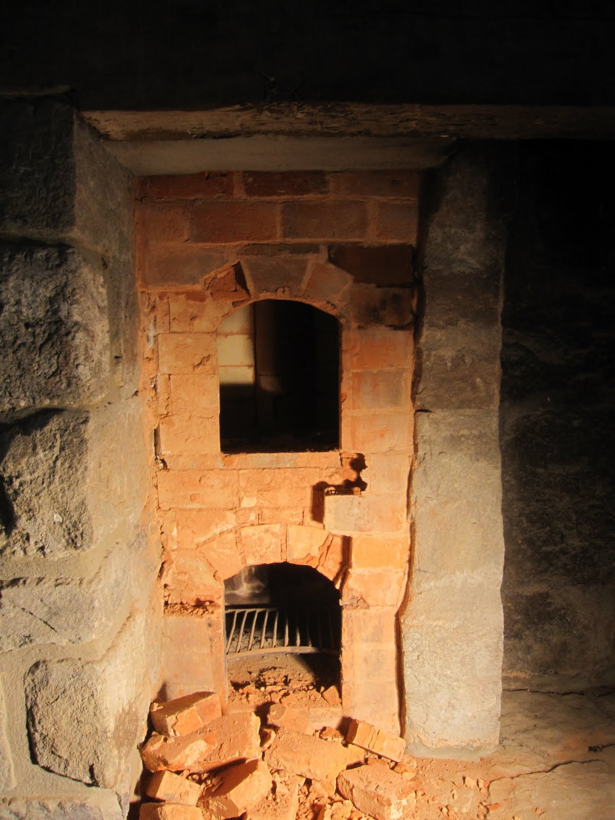 1713 Stone House Renovation Inside Job
