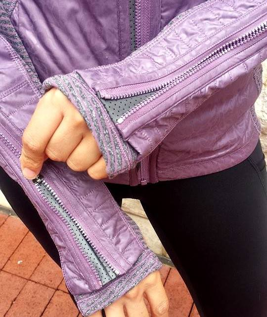 lululemon rebel runner jacket zipper