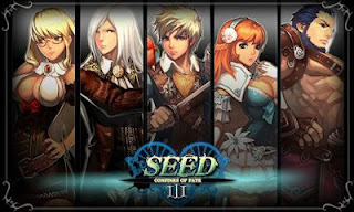 Screenshots of the Seed 3 for Android tablet, phone.