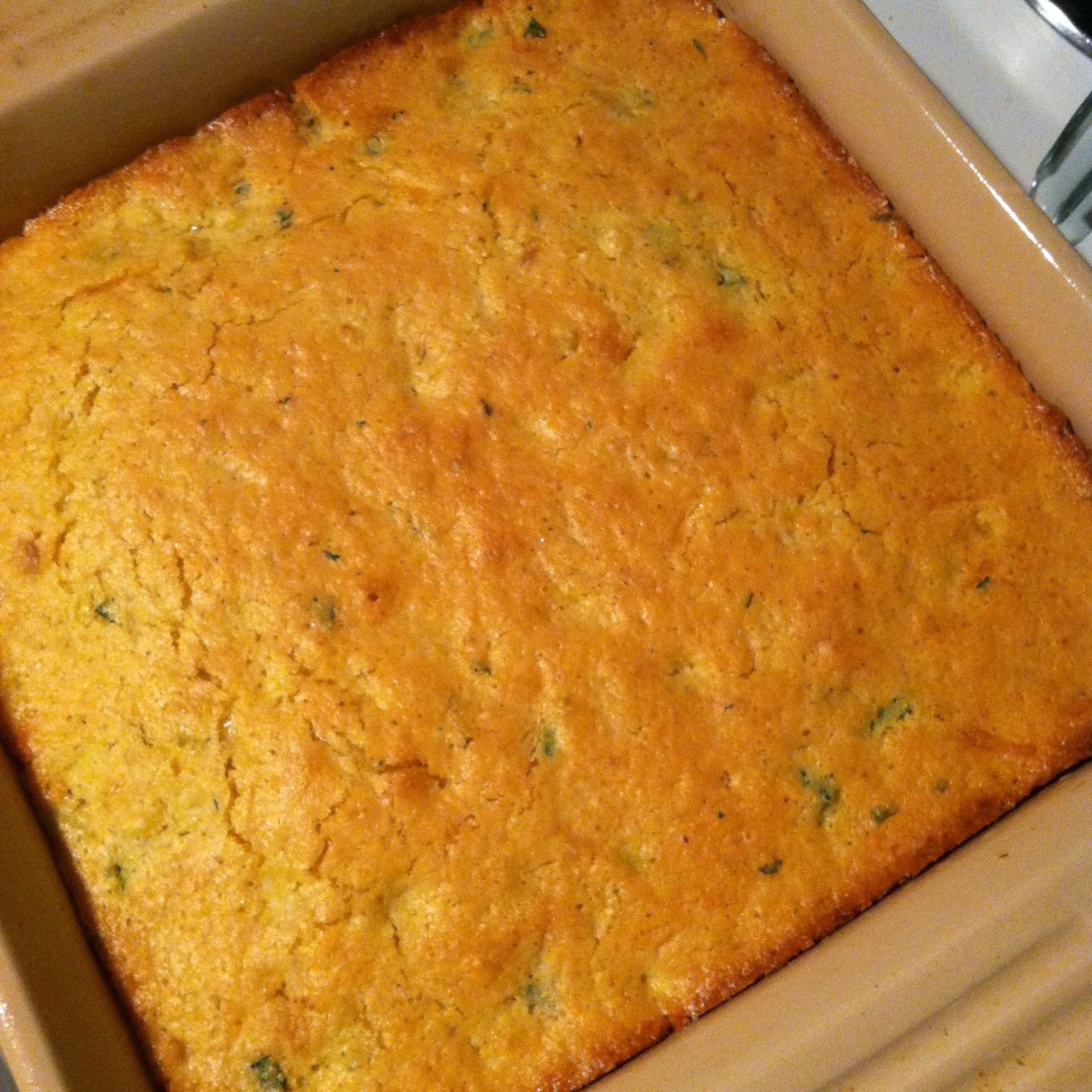 Laurie's Cravings: Cheesy Jalapeno Cornbread