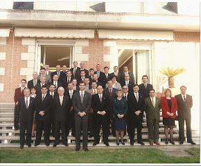 TAMBOR  NOBLE  DE  LA  RUTA  AL  PRINCIPE  FELIPE   EN  EL  AÑO  1997 .
