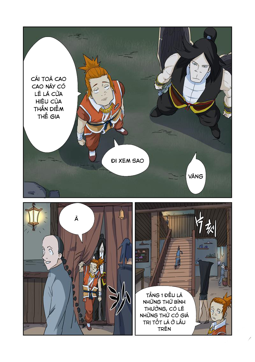 Yêu Thần Ký Chap 165