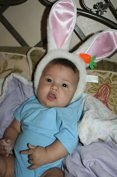 AleXander's First Easter 4/2011