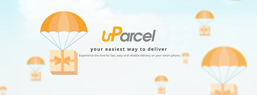 uParcel 24/7 mobile delivery