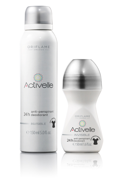 Activelle Invisible - Anti-Manchas Brancas