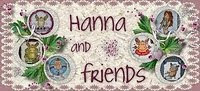 I WON HANNA & FRIENDS
