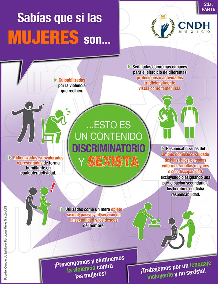 Prevención de la #ViolenciaDeGénero