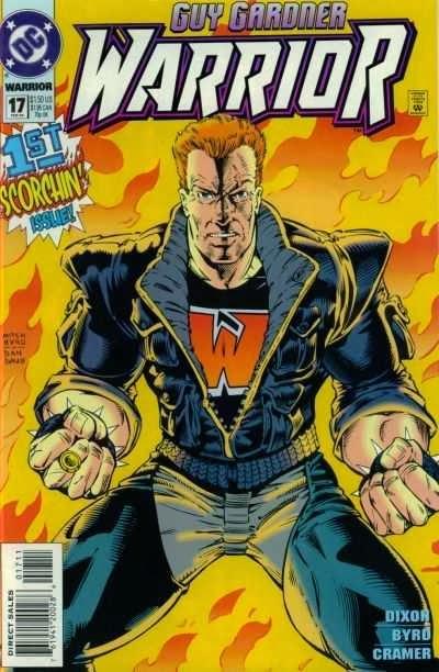 Warrior Guy Gardner 17