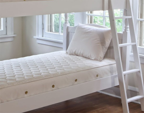 House Built on Love Giveaway - Naturepedic Mattress ends 4/30 #HBOLgiveaway