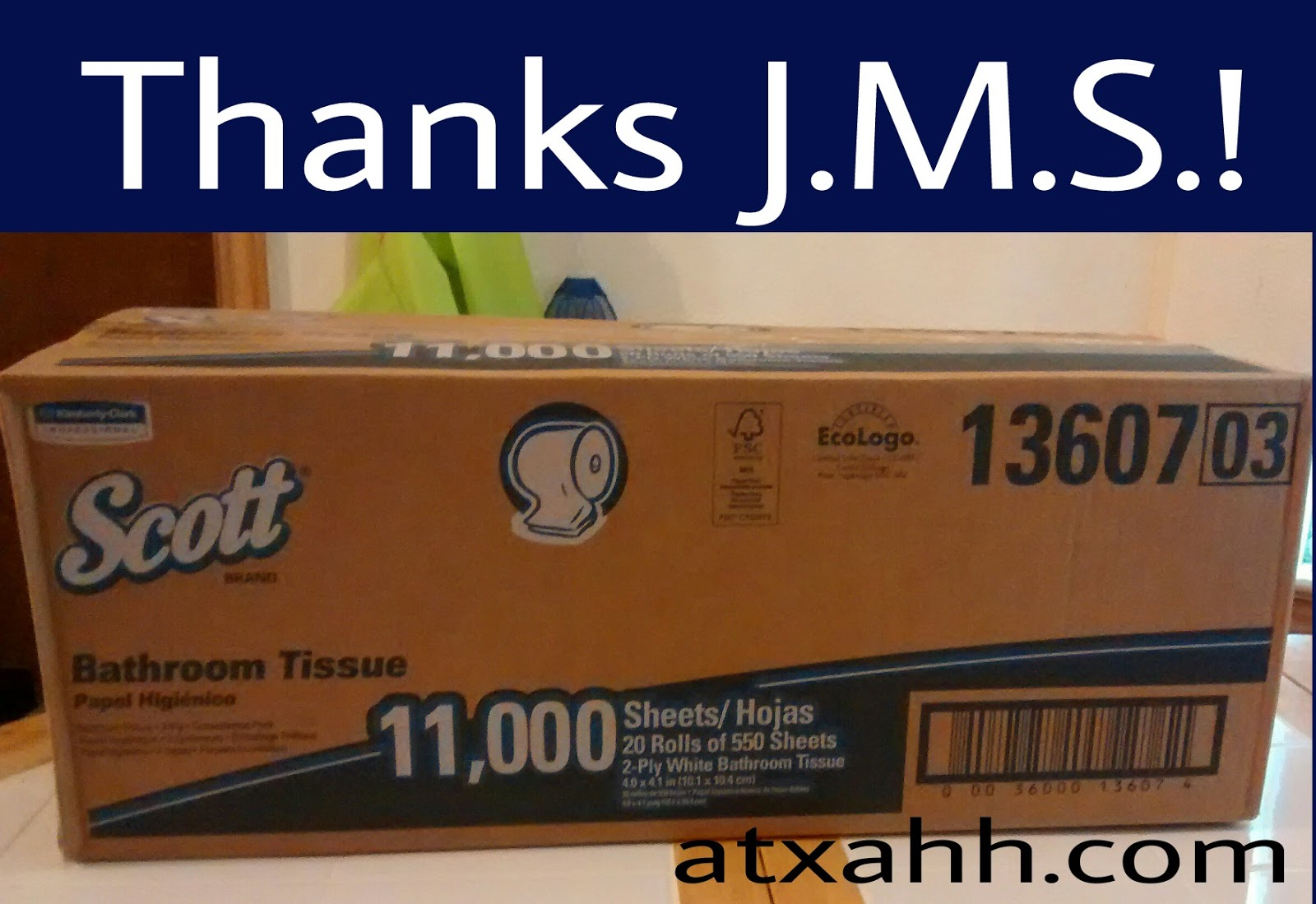TY donor JMS