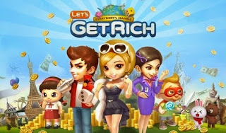 Cheats Game Line Let's Get Rich 2015 Hack Trainer