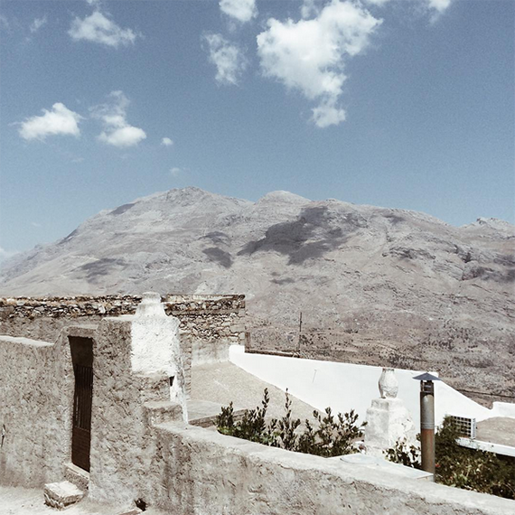 Mountain view #crete by My Paradissi