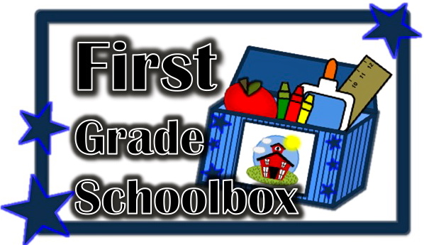 First Grade School Box