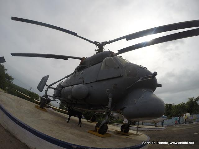 Naval Aviation Museum In Vasco Goa Enidhi India Travel Blog
