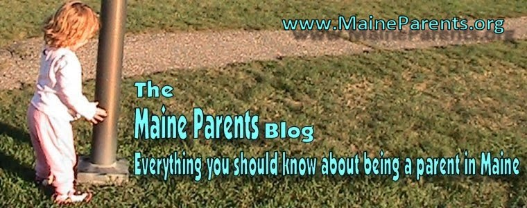 The Maine Parents Blog