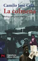 """Portada del libro """"La colmena"""", de Camilo José Cela"""