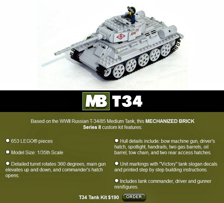 Купить лего набор танк