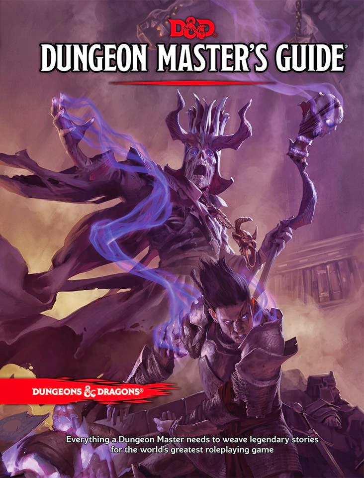 dungeons & dragons D&D roleplaying game dungeon master's guide