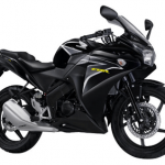 Honda CBR150R Hitam (Night Black)