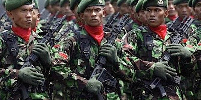 Pasukan Kostrad di perbatasan Malaysia harus selalu siap perang