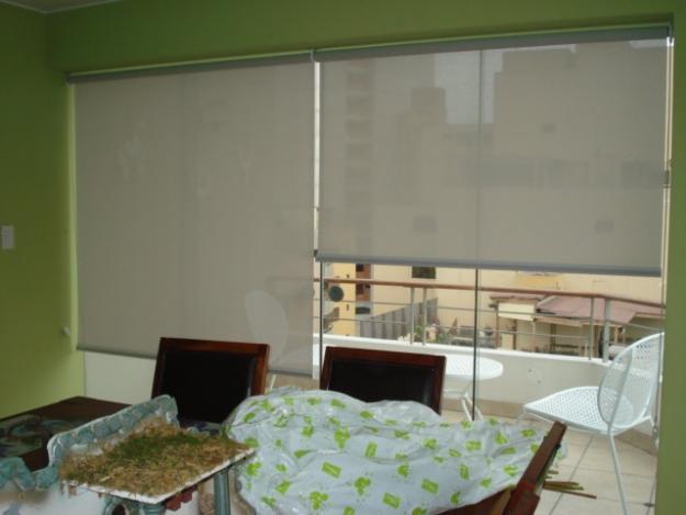 Decoraciones limatex cortinas peru roller persianas peru estores peru puertas plegables - Persianas roller ...