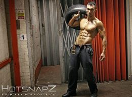 Jason Goodale, Physique Athlete Bodybuilding Competitor
