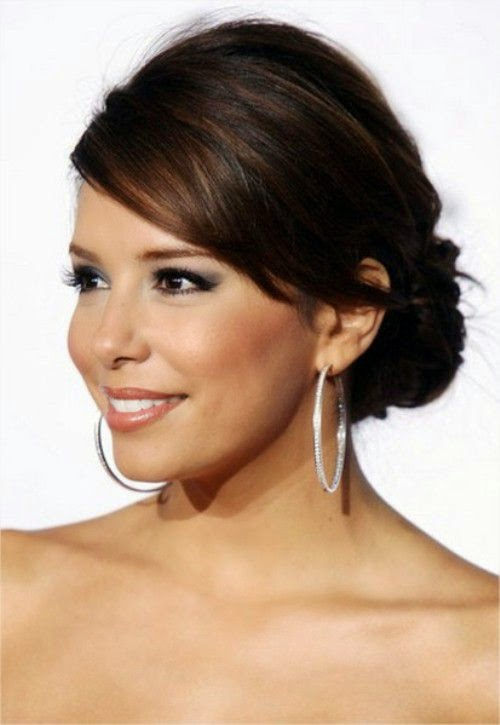 Gorgeous Updos Hairstyles 2015 for Women