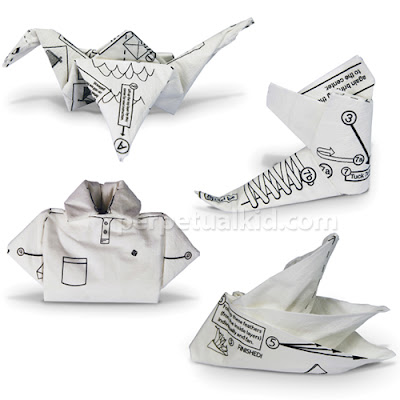 Creative Origami Inspired Products and Designs (15) 3