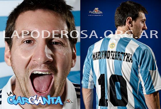 Messi, no existis.
