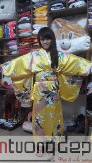 cho thuê kimono nữ giá rẻ