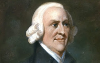 """adam smith s wealth of nations essay This essay is an edited excerpt the original was presented in 1976 at a meeting  of the mont  once i asked, """"who was adam smith's best friend  this theory  was the crown jewel of the wealth of nations and it became, and."""