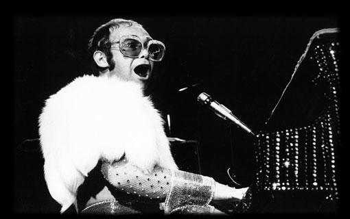 Elton john 70s photos